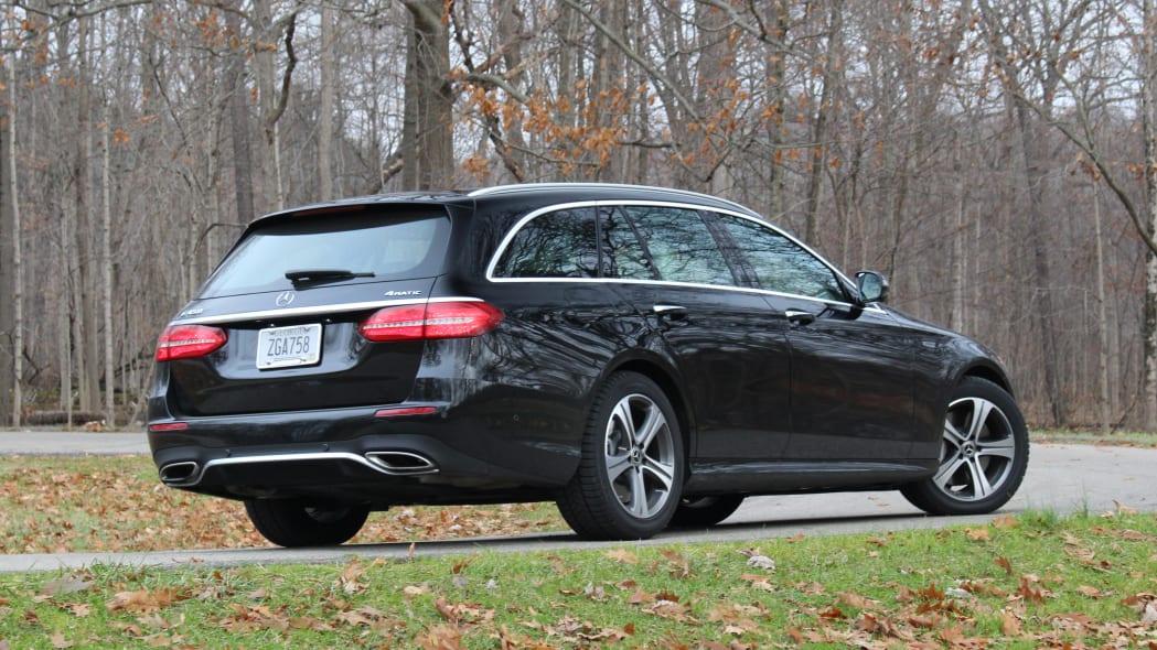 2020 Mercedes-Benz E 450 Wagon