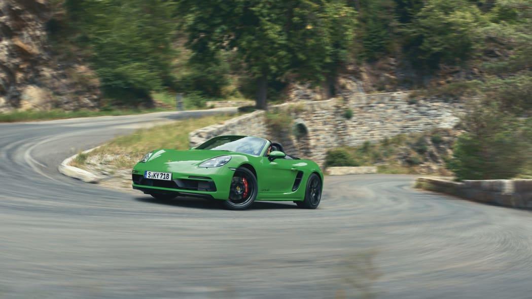 2020 Porsche 718 Boxter GTS 4.0