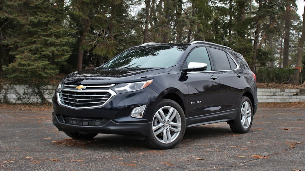 2018 Chevrolet Equinox 2.0T First Drive