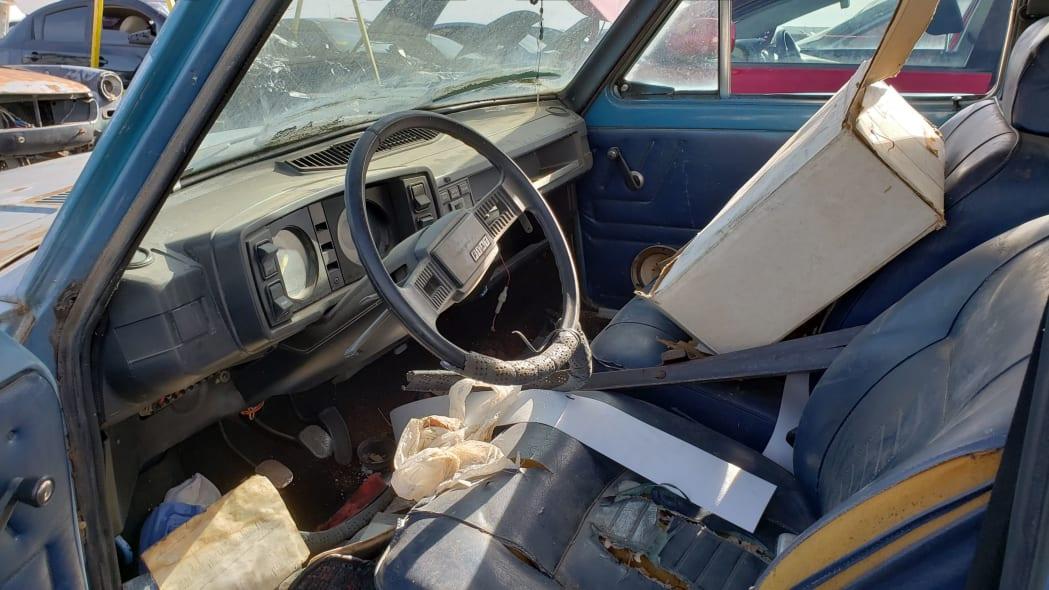 03 - 1979 Fiat 128 in Colorado junkyard - photo by Murilee Martin
