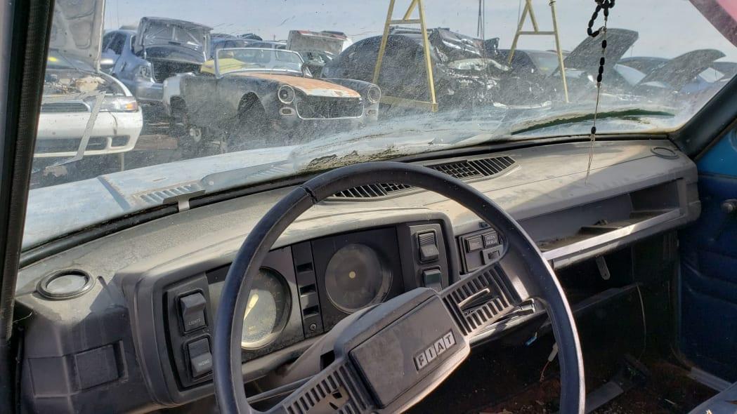 12 - 1979 Fiat 128 in Colorado junkyard - photo by Murilee Martin