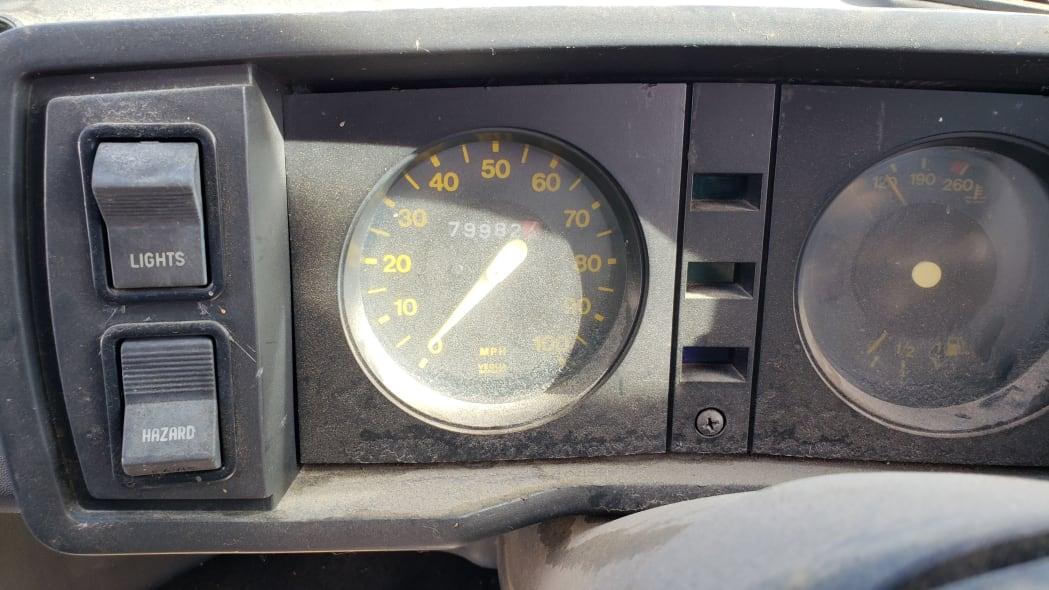 14 - 1979 Fiat 128 in Colorado junkyard - photo by Murilee Martin