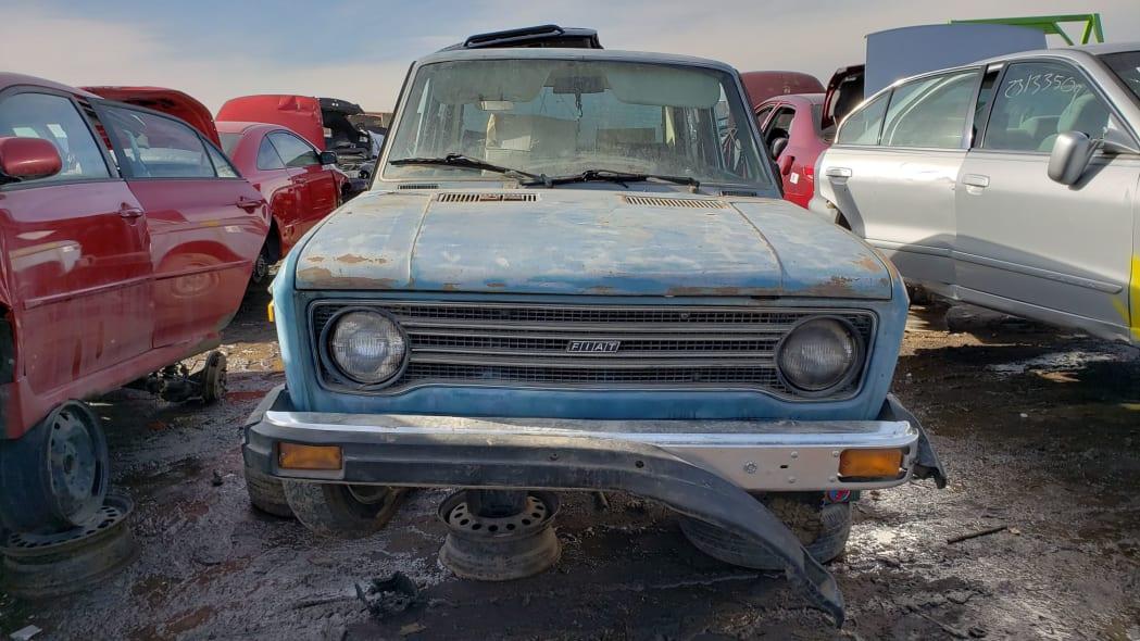 30 - 1979 Fiat 128 in Colorado junkyard - photo by Murilee Martin