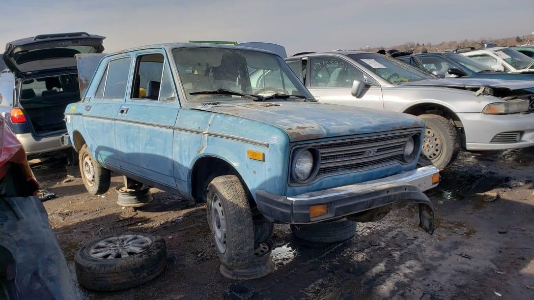 32 - 1979 Fiat 128 in Colorado junkyard - photo by Murilee Martin