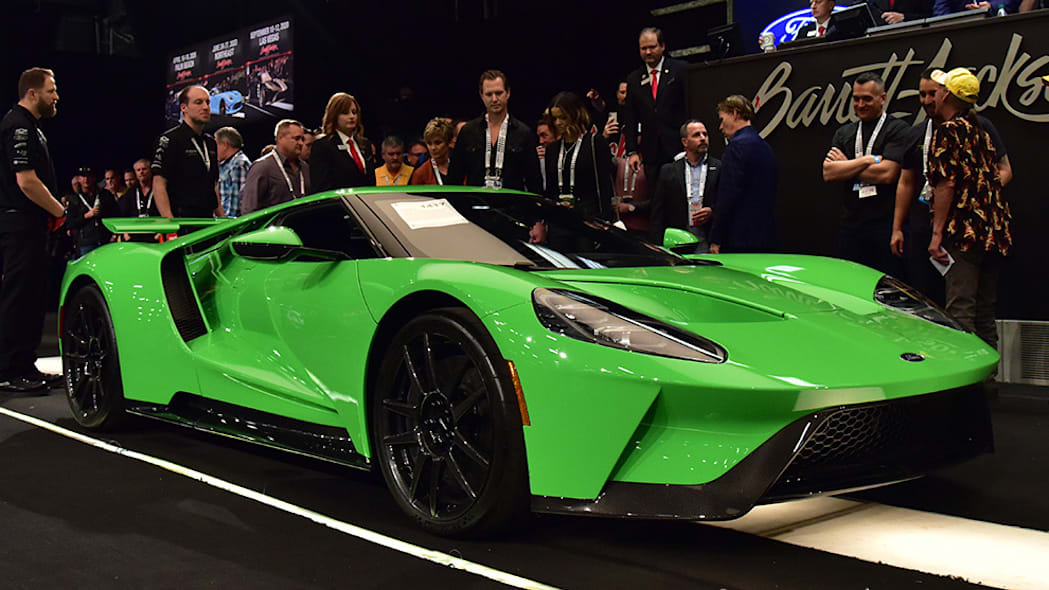 4. 2017 Ford GT