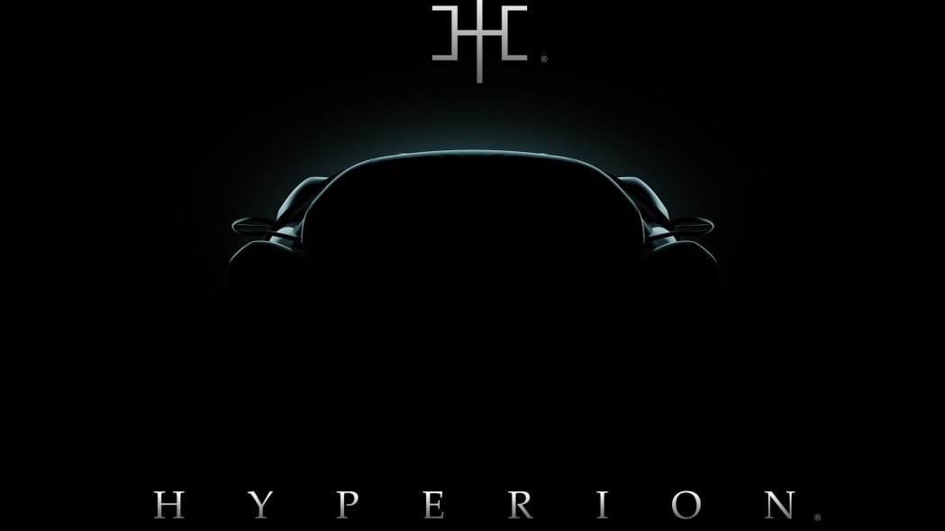 Hyperion Motors hydrogen fuel cell hypercar headed to the New York Auto Show