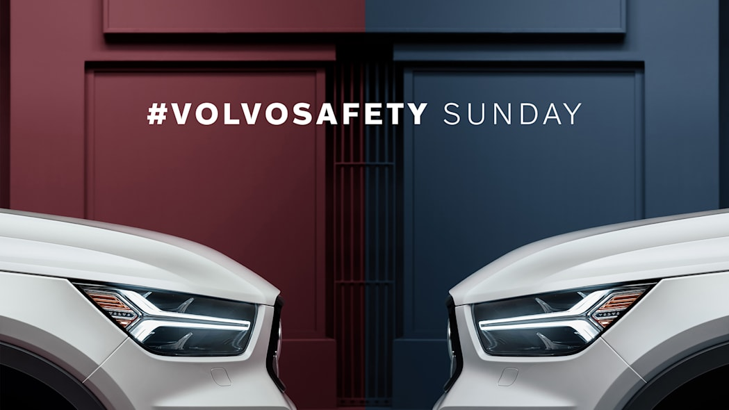 Volvo Safety Sunday Super Bowl Commercial 1