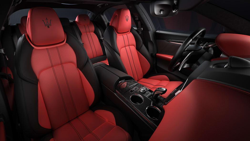 2020 Maserati Edizione Ribelle