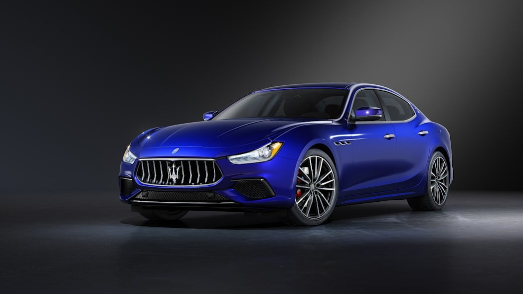 2020 Maserati GT Sport editions