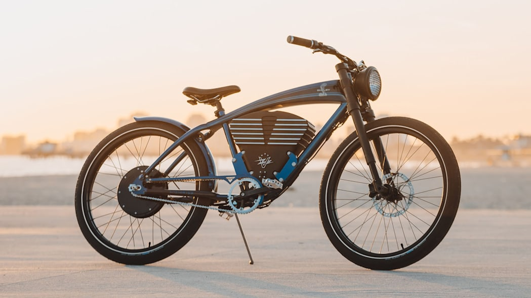 Vintage Electric's Shelby e-bike combines classic design and modern tech