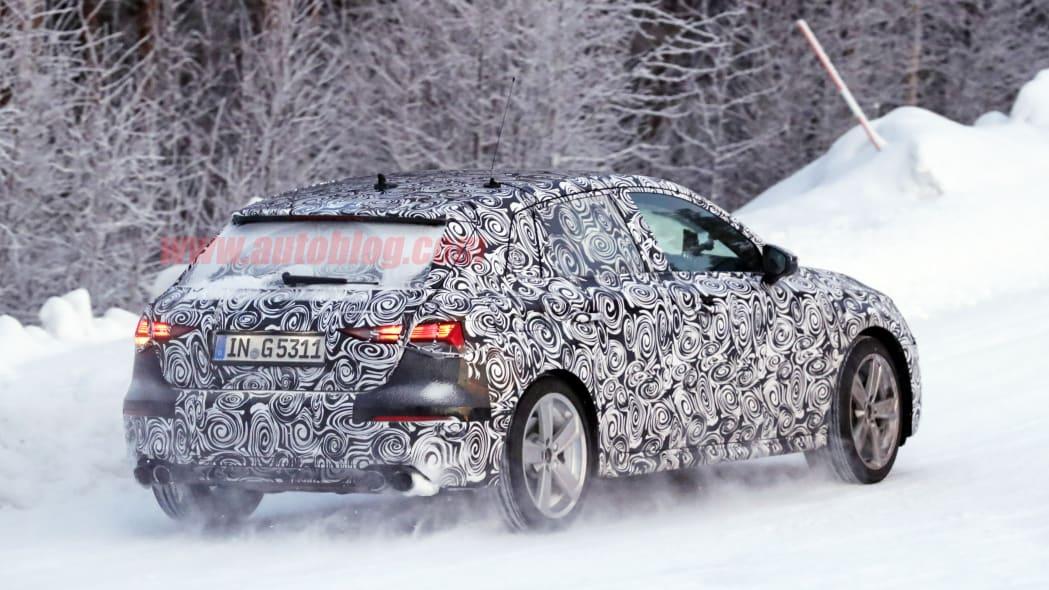 Audi S3 14
