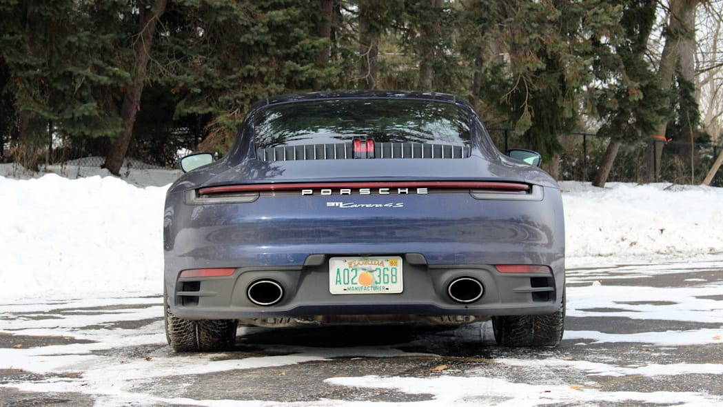 2020 Porsche 911 Carrera 4S Coupe