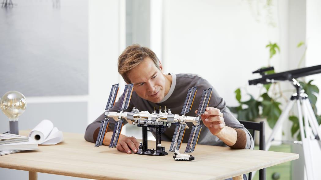 Lego International Space Station 3