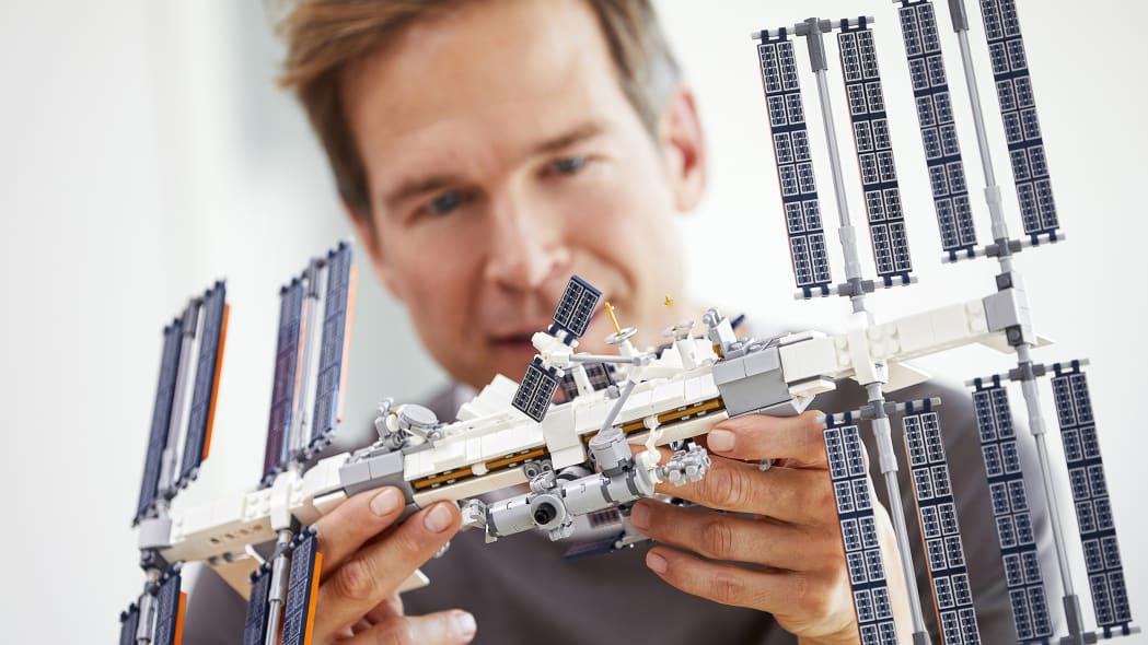 Lego International Space Station 6