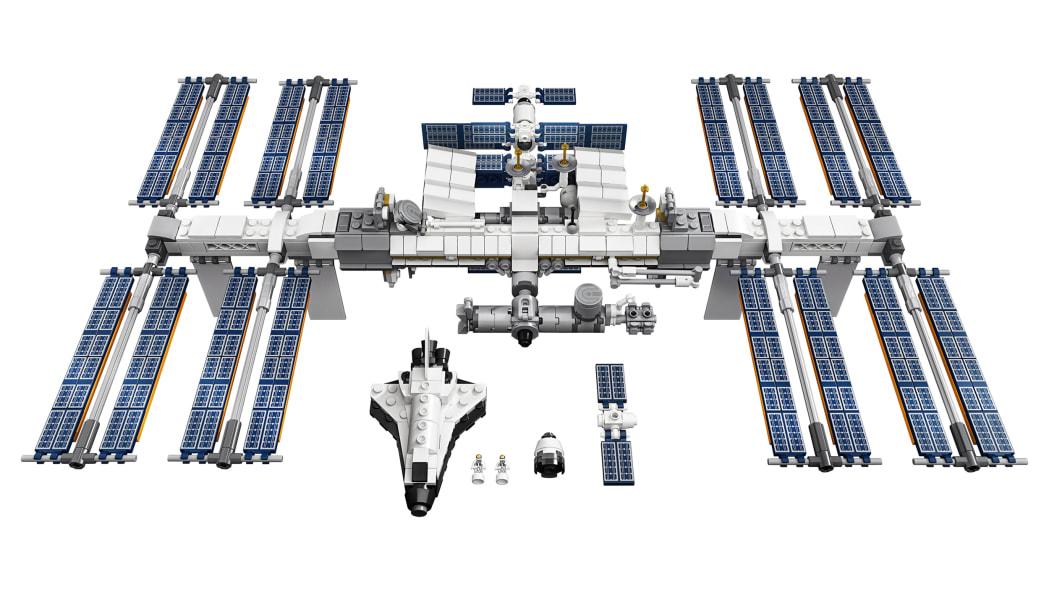 Lego International Space Station 8