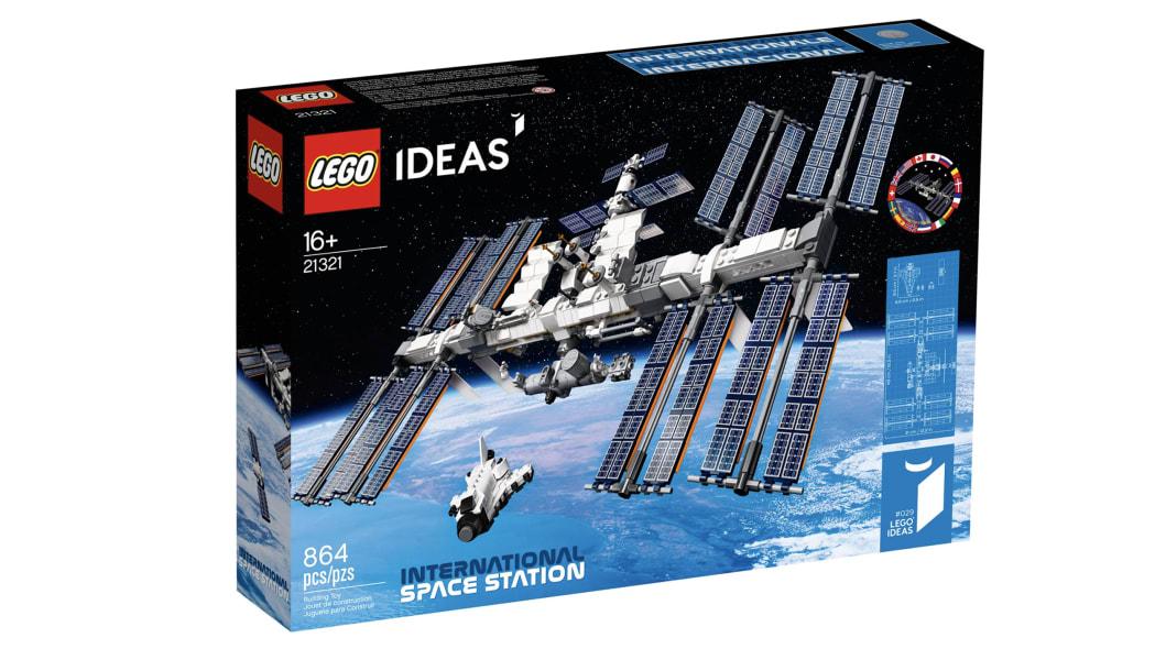 Lego International Space Station 10