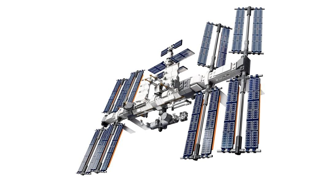 Lego International Space Station 11