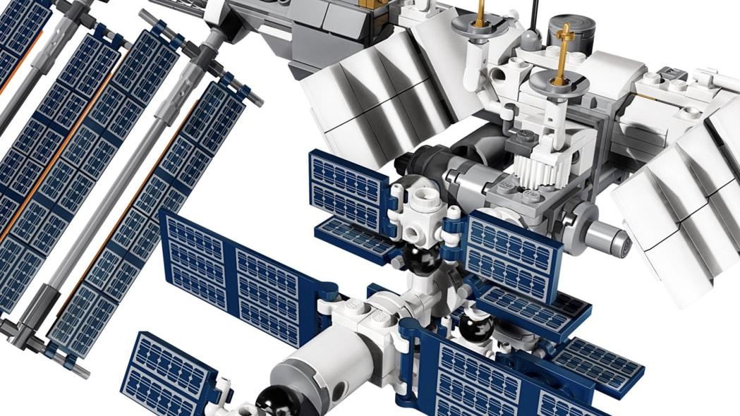 Lego International Space Station 12