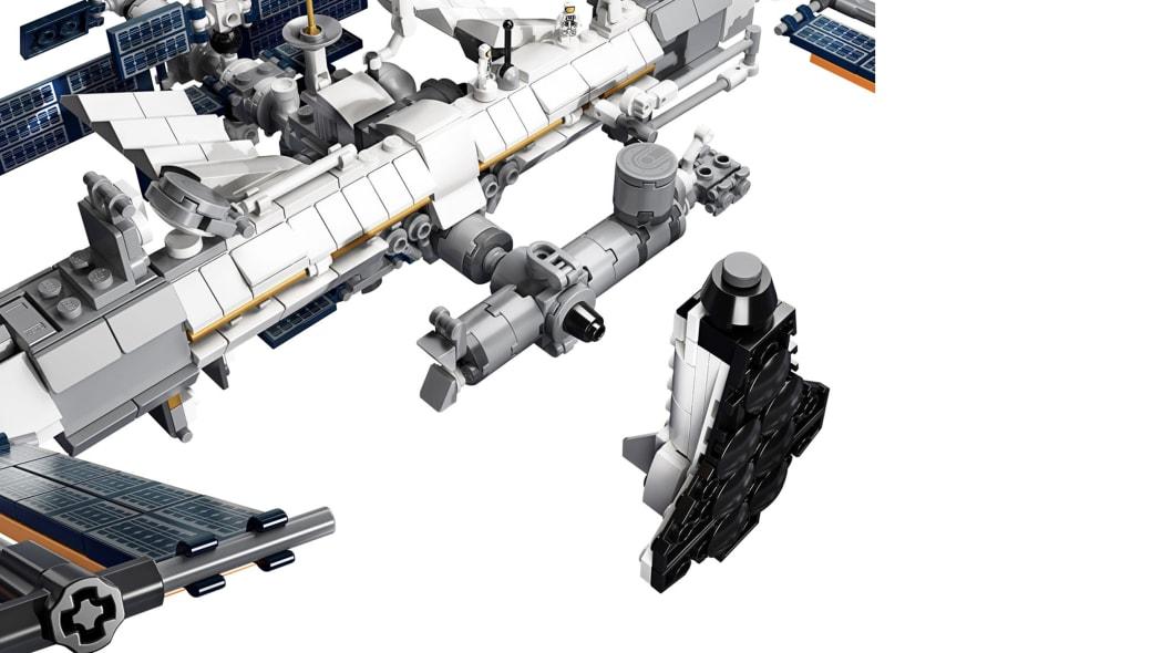Lego International Space Station 13