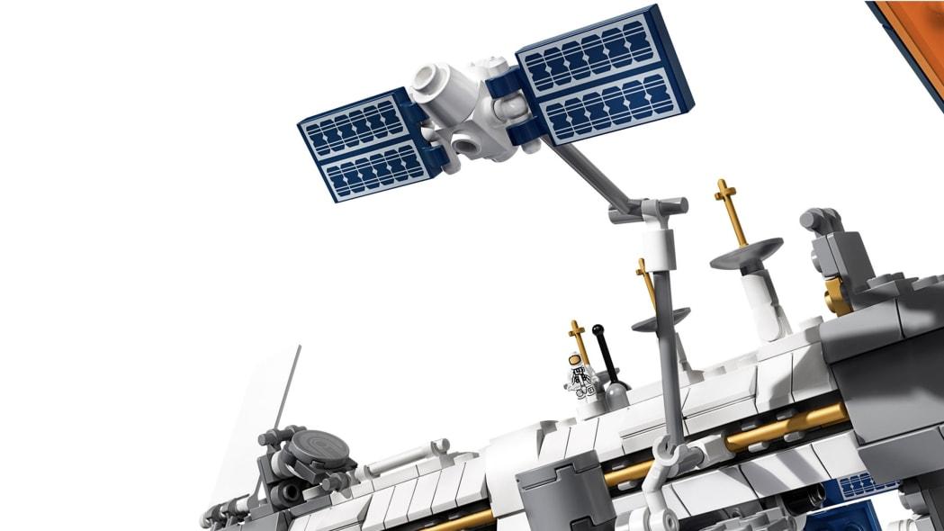 Lego International Space Station 14