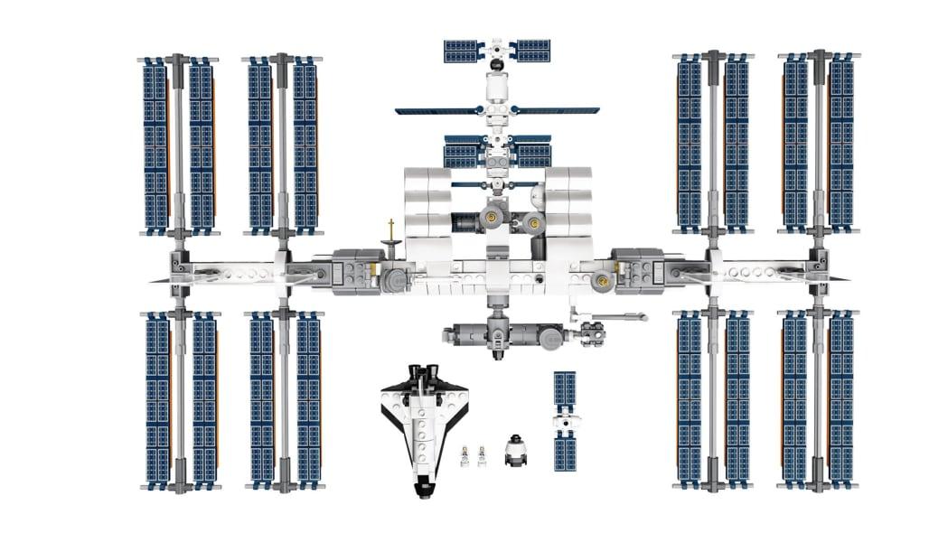 Lego International Space Station 15