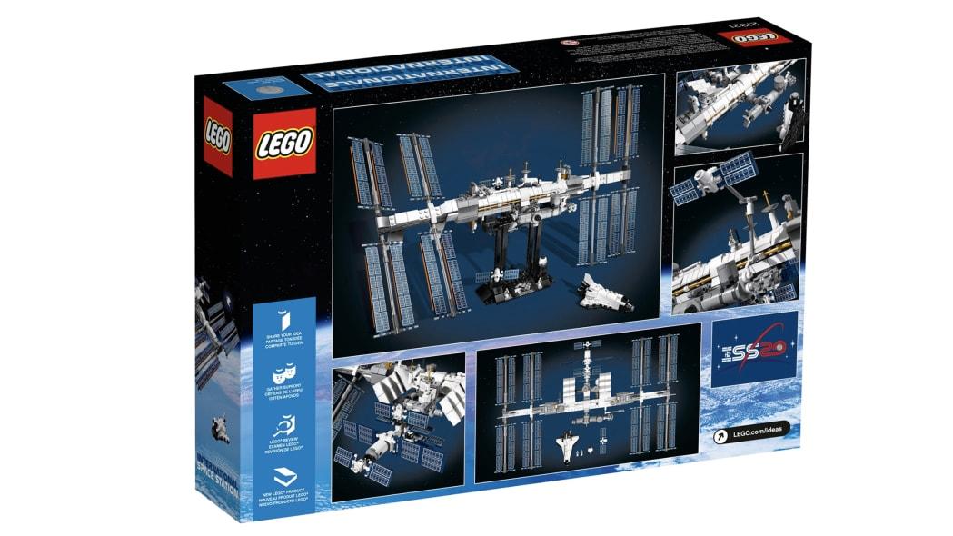 Lego International Space Station 16