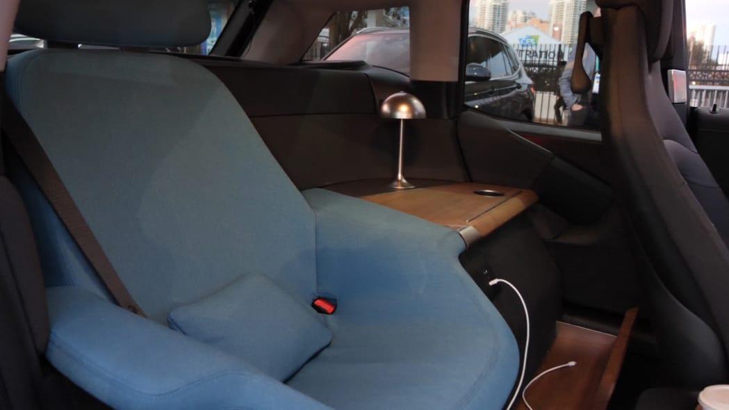 BMW i3 Urban Suite ride