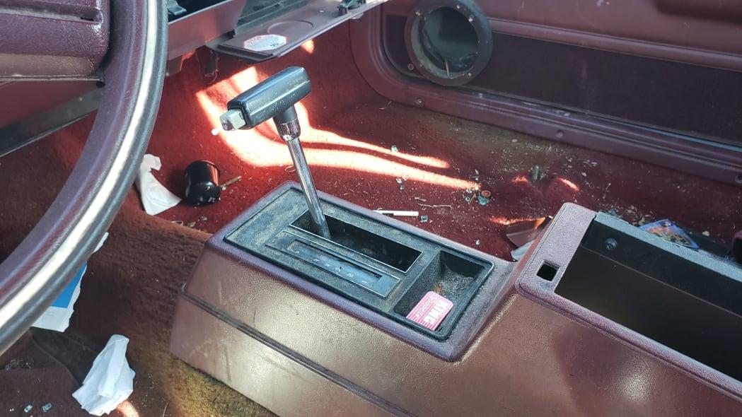 07 - 1981 Chevrolet Citation in Colorado junkyard - photo by Murilee Martin