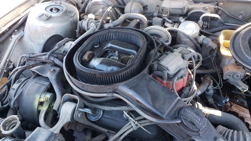 12 - 1981 Chevrolet Citation in Colorado junkyard - photo by Murilee Martin