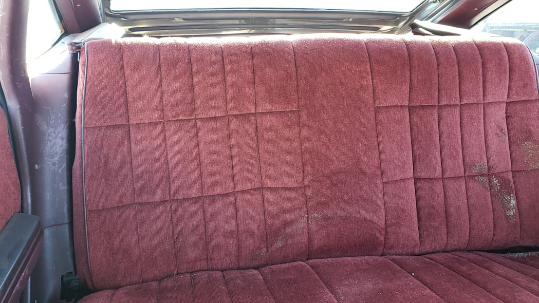 40 - 1981 Chevrolet Citation in Colorado junkyard - photo by Murilee Martin