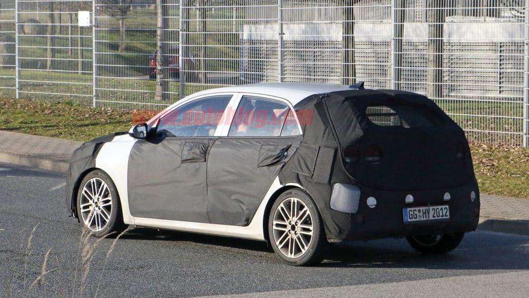 Kia Rio facelift 12