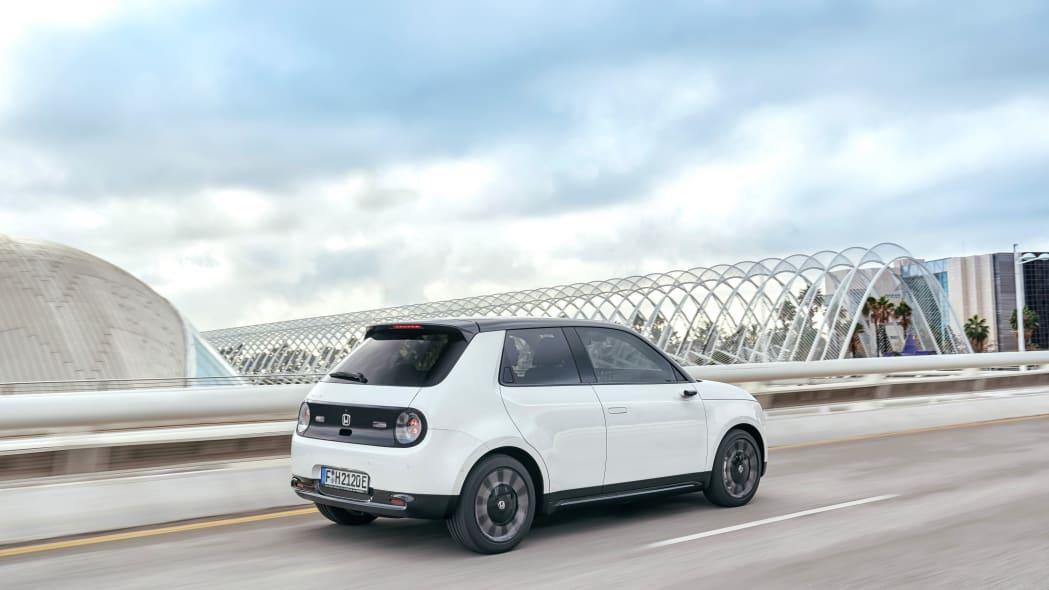 2020 Honda e launch
