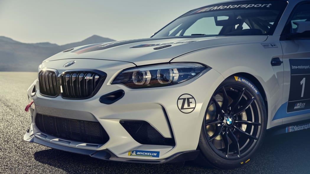 BMW M2 CS Racing