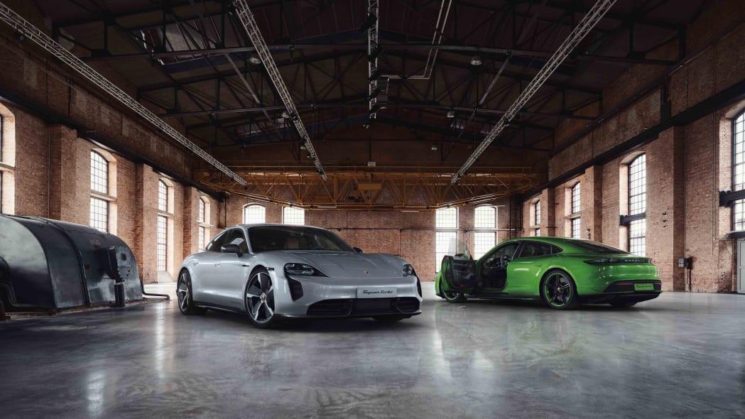 Porsche Exclusive Manufaktur Taycan 1