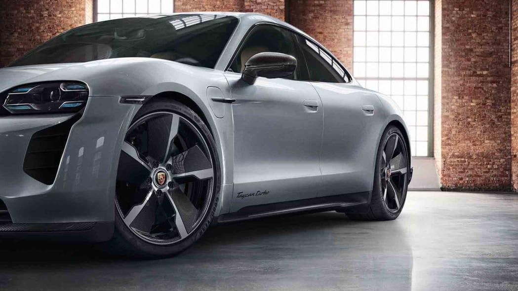 Porsche Exclusive Manufaktur Taycan 2