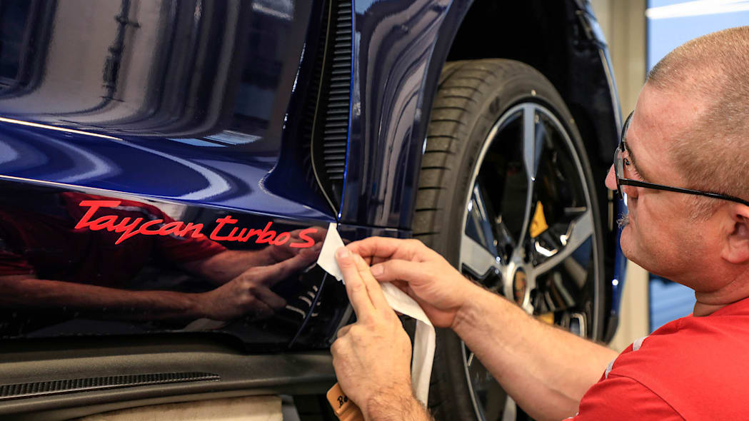 Porsche Exclusive Manufaktur Taycan 6