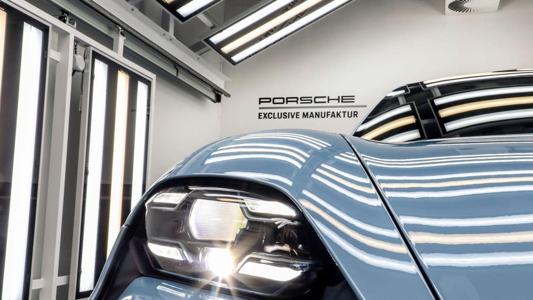 Porsche Exclusive Manufaktur Taycan 7