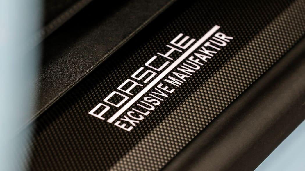 Porsche Exclusive Manufaktur Taycan 9
