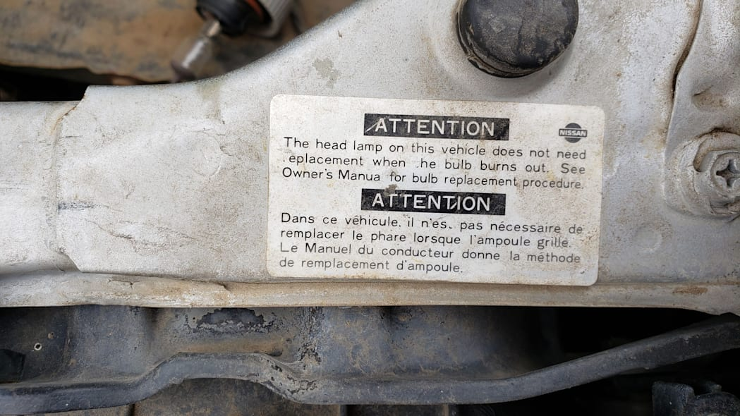 06 - 1986 Nissan Sentra in Colorado junkyard - Photo by Murilee Martin