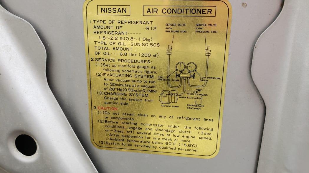 08 - 1986 Nissan Sentra in Colorado junkyard - Photo by Murilee Martin