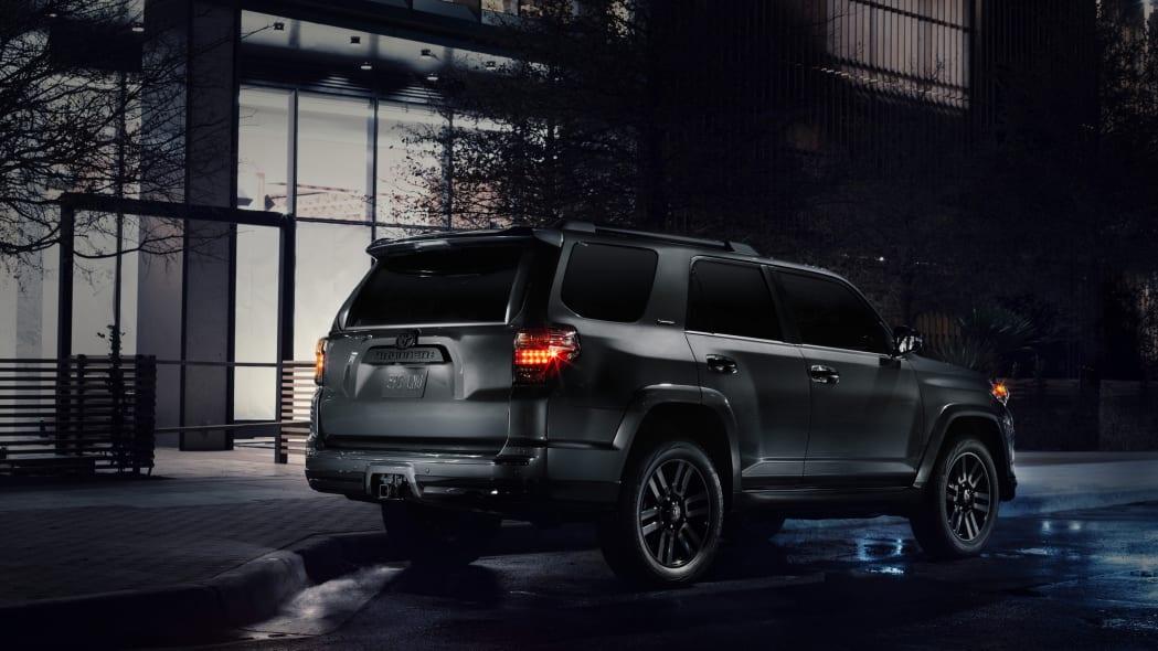 Toyota Sequoia Nightshade 4