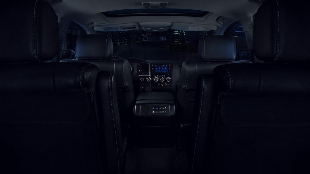 Toyota Sequoia Nightshade 6