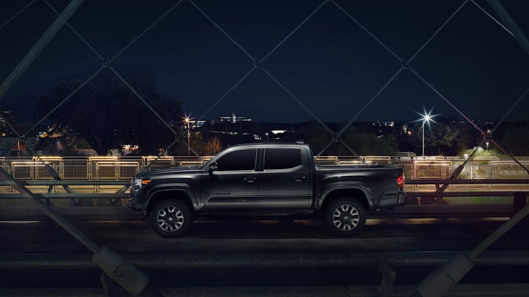 Toyota Tacoma Nightshade 4
