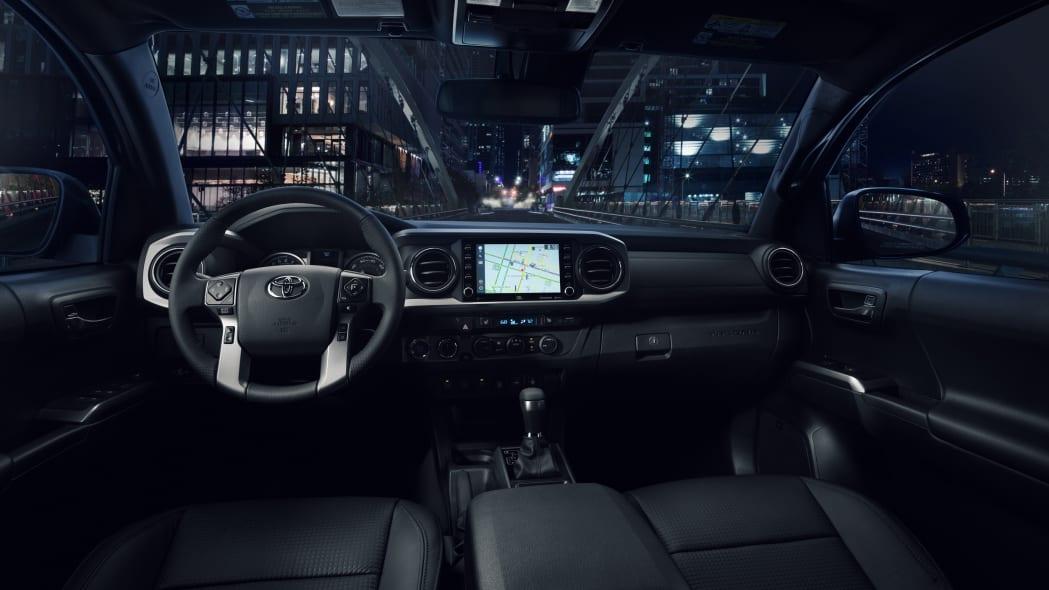 Toyota Tacoma Nightshade 7