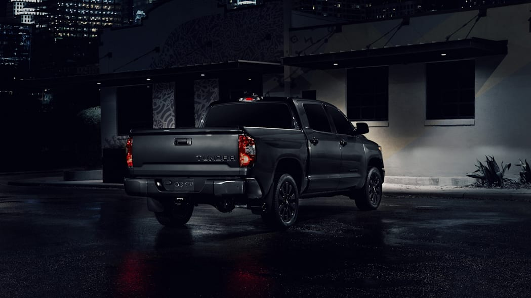 Toyota Tundra Nightshade 4