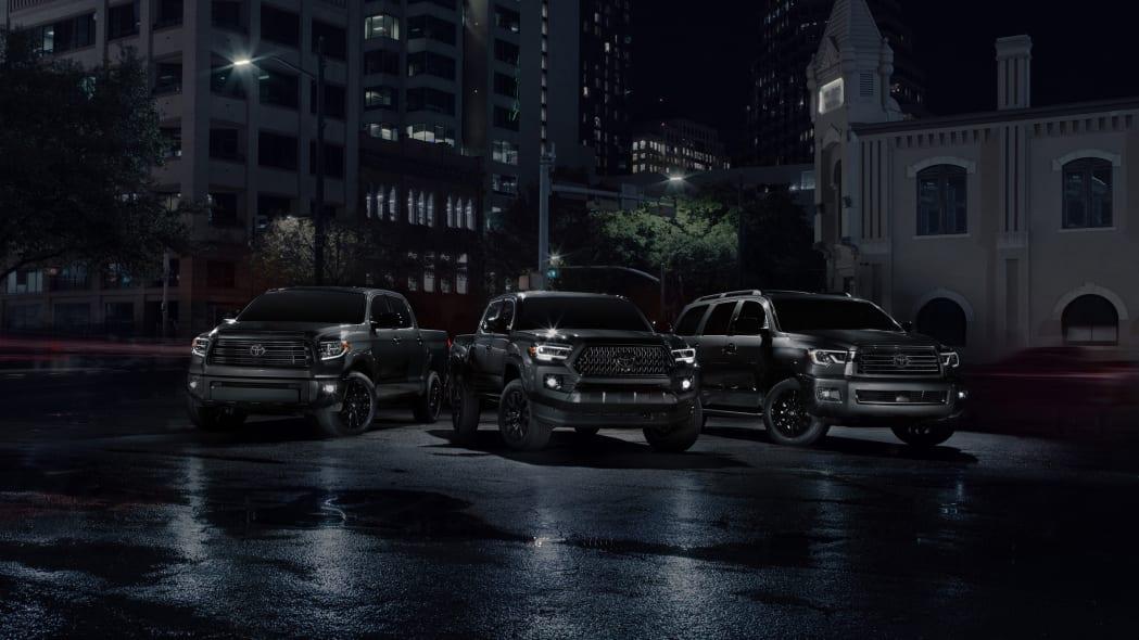 Toyota Nightshade Editions 1