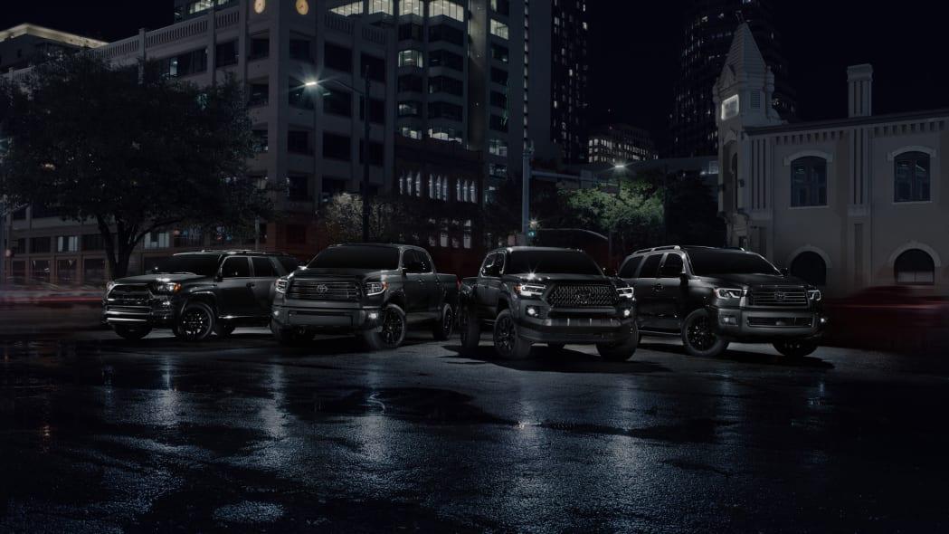 Toyota Nightshade Editions 2