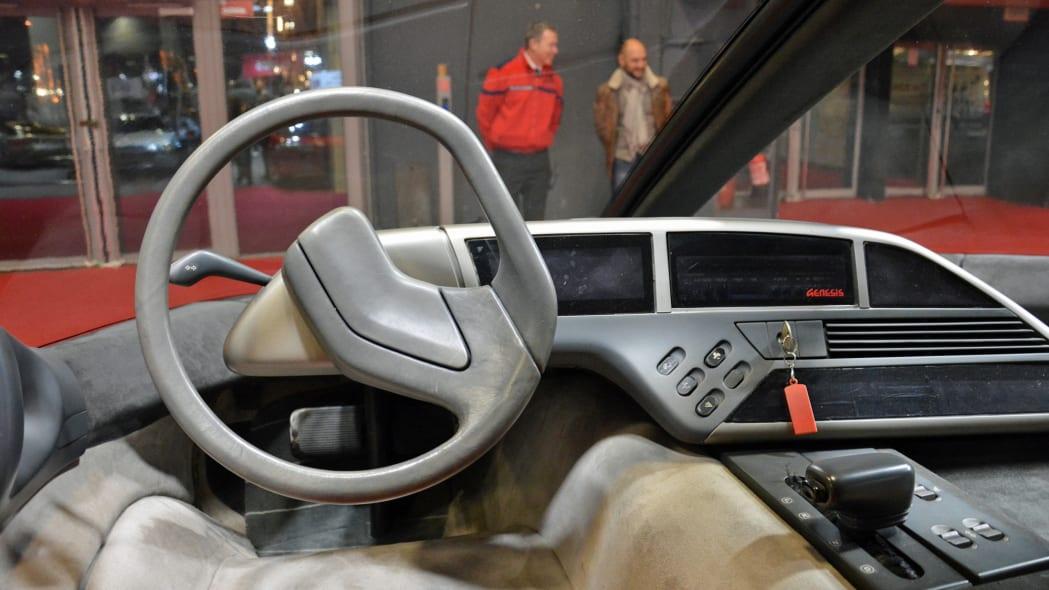 1988 Bertone Genesis concept