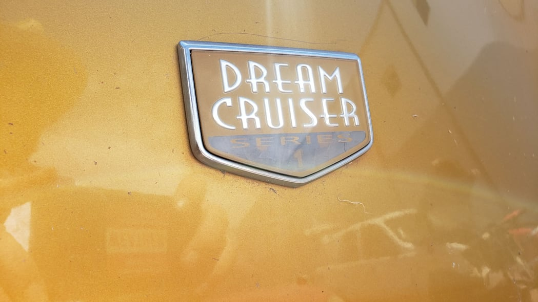 02 - 2002 Chrysler PT Cruiser in Colorado junkyard - Photo by Murilee Martin