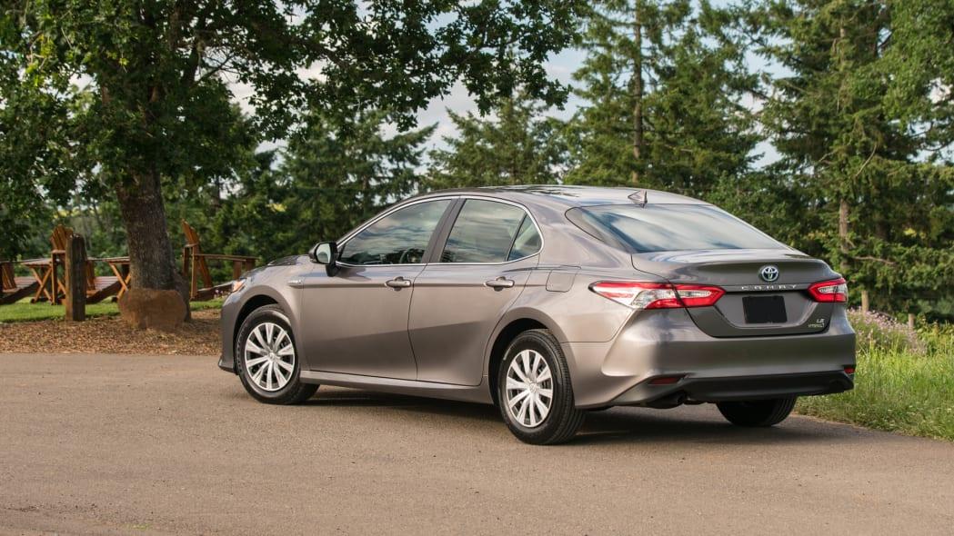 2020 Toyota Camry XLE Hybrid
